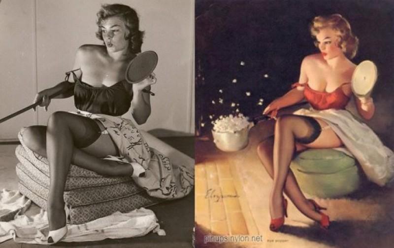 Photoshop sem computador nos anos 1950 12