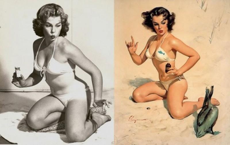 Photoshop sem computador nos anos 1950 14