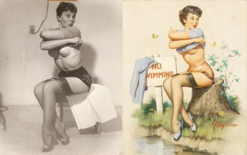 Photoshop sem computador nos anos 1950 15