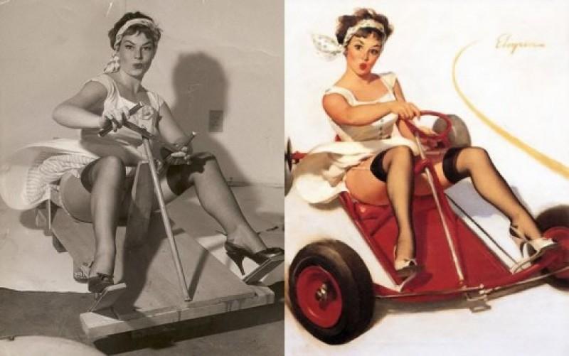 Photoshop sem computador nos anos 1950 17
