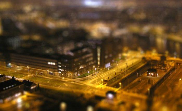 Fotografia tilt-shift ou efeito maquete 43