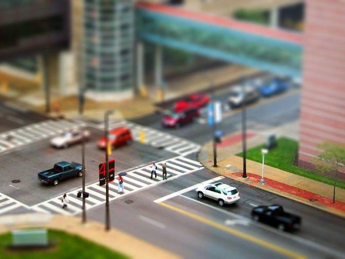 Fotografia tilt-shift ou efeito maquete 62