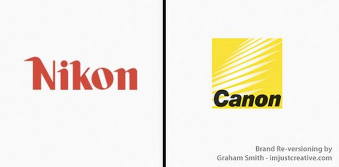 Logotipos trocados de empresas 07