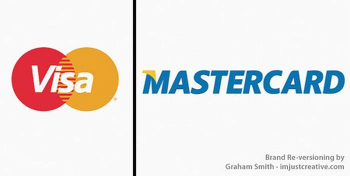Logotipos trocados de empresas 09
