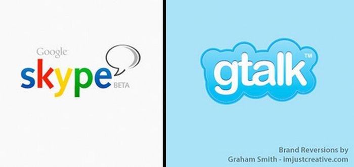 Logotipos trocados de empresas 13