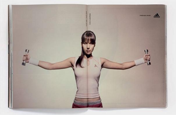 21 criativas publicidades com páginas duplas 01