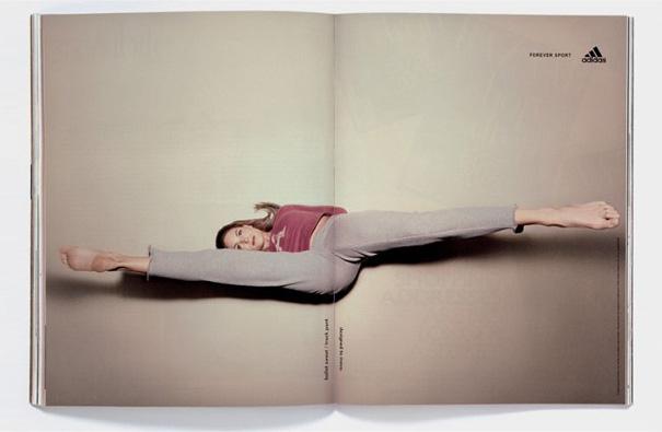 21 criativas publicidades com páginas duplas 03