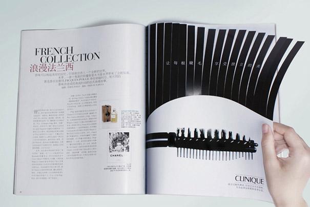 21 criativas publicidades com páginas duplas 07