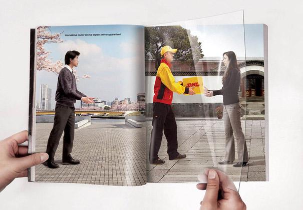 21 criativas publicidades com páginas duplas 10
