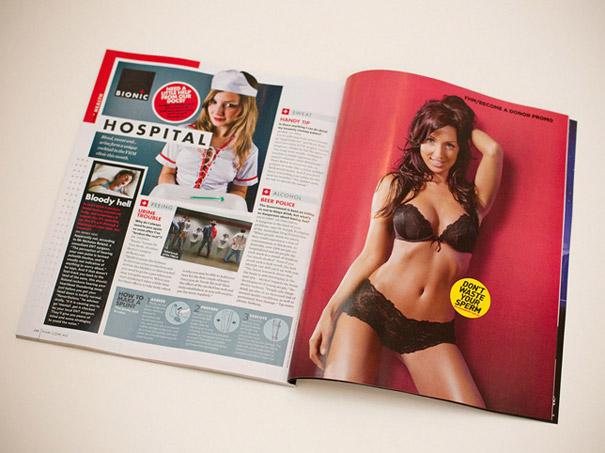 21 criativas publicidades com páginas duplas 12