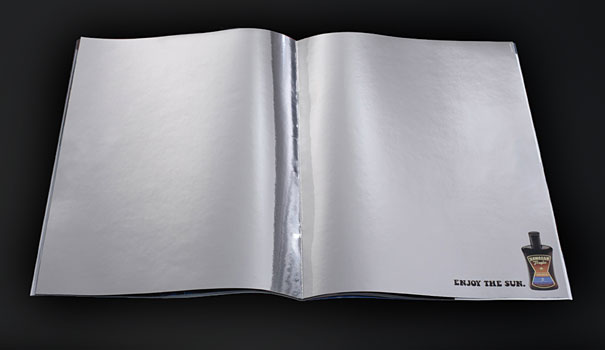 21 criativas publicidades com páginas duplas 31