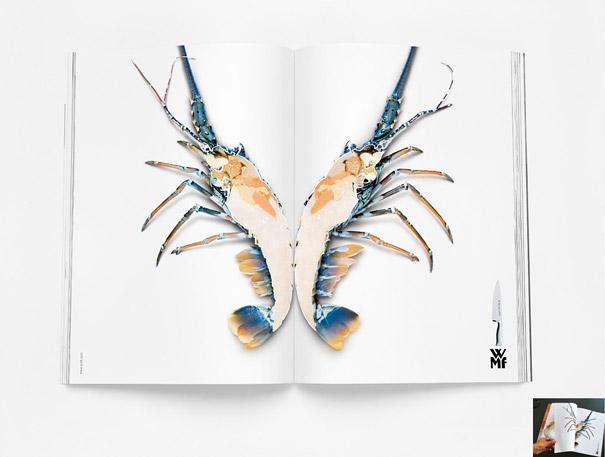 21 criativas publicidades com páginas duplas 32