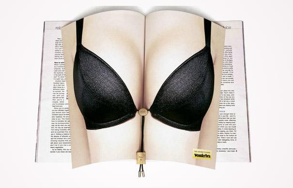 21 criativas publicidades com páginas duplas 34