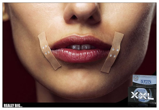 50 mensagens publicit�rias com conota��es sexuais 07