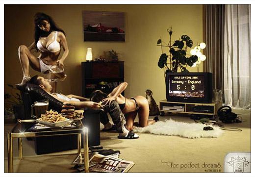 50 mensagens publicitárias com conotações sexuais 25