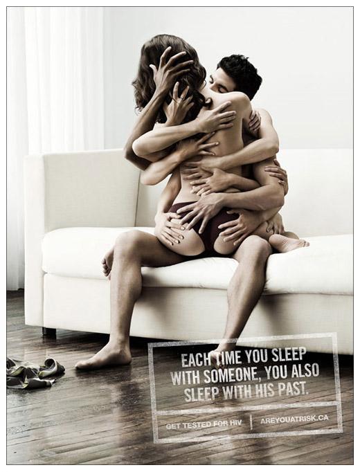 50 mensagens publicit�rias com conota��es sexuais 34
