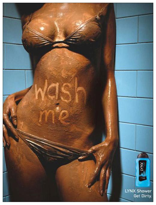 50 mensagens publicitárias com conotações sexuais 40