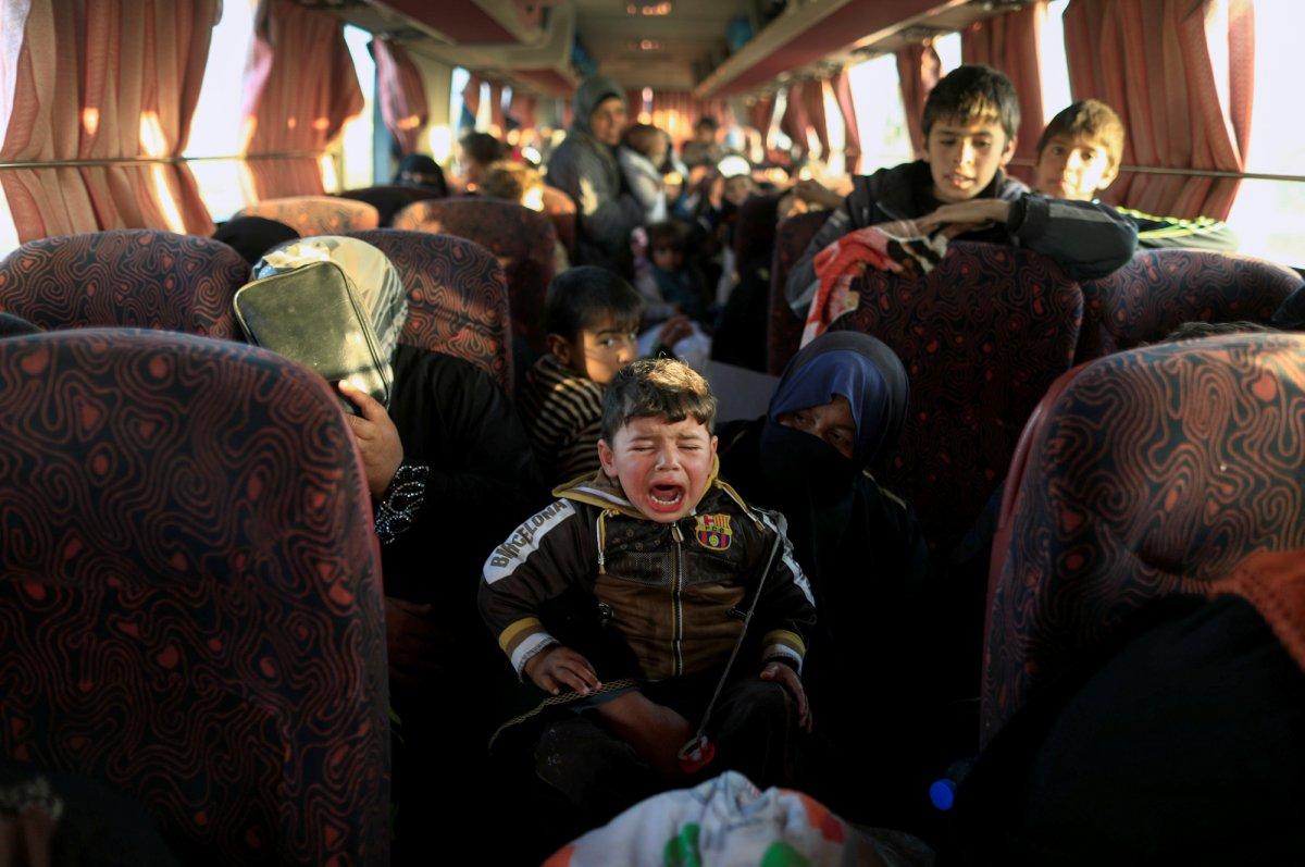 O ano em fotos impressionantes registradas pela premiada equipe de fotografia da Reuters em 2017 07