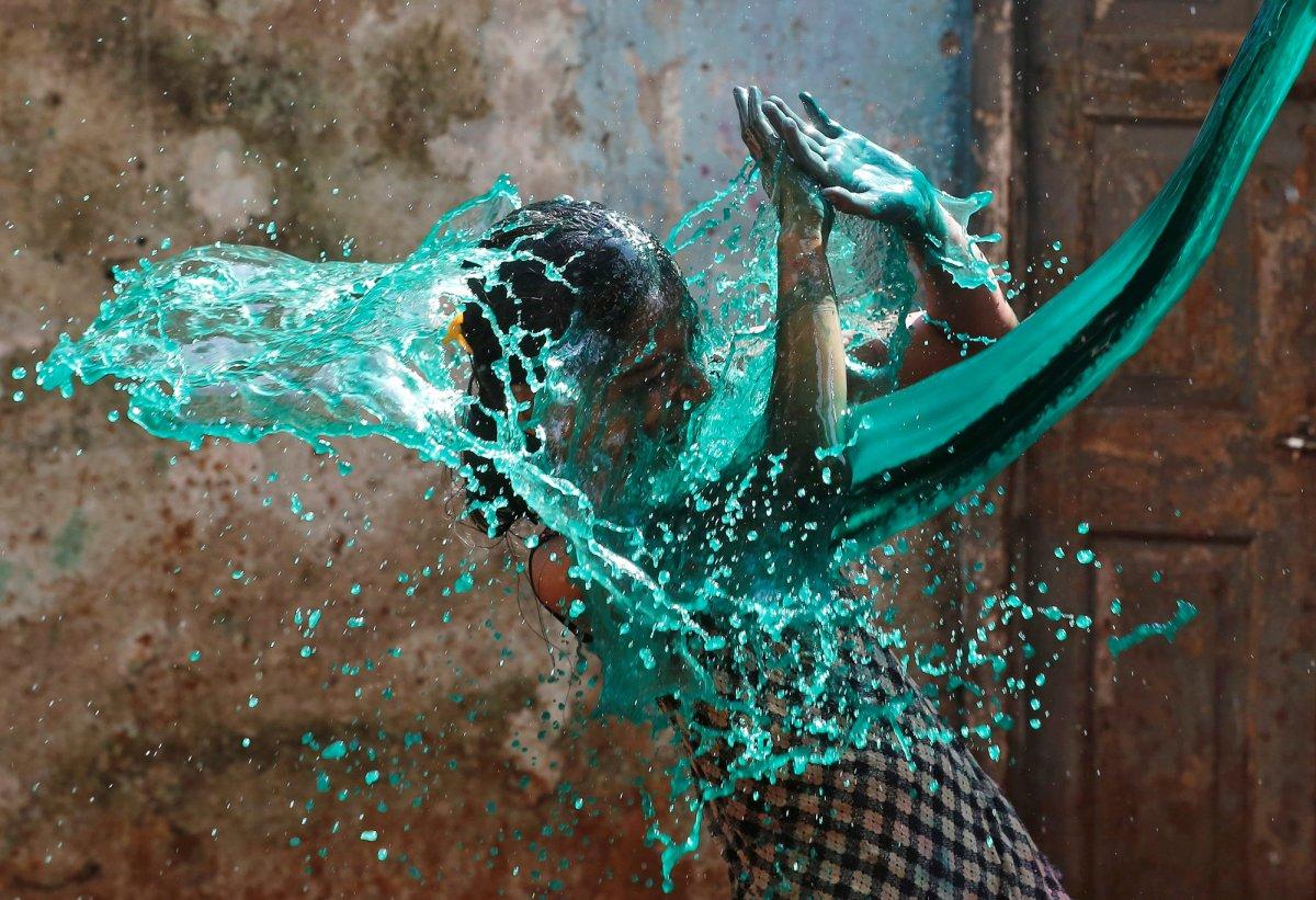 O ano em fotos impressionantes registradas pela premiada equipe de fotografia da Reuters em 2017 13