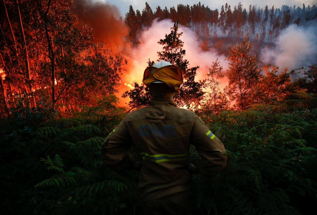 O ano em fotos impressionantes registradas pela premiada equipe de fotografia da Reuters em 2017 29