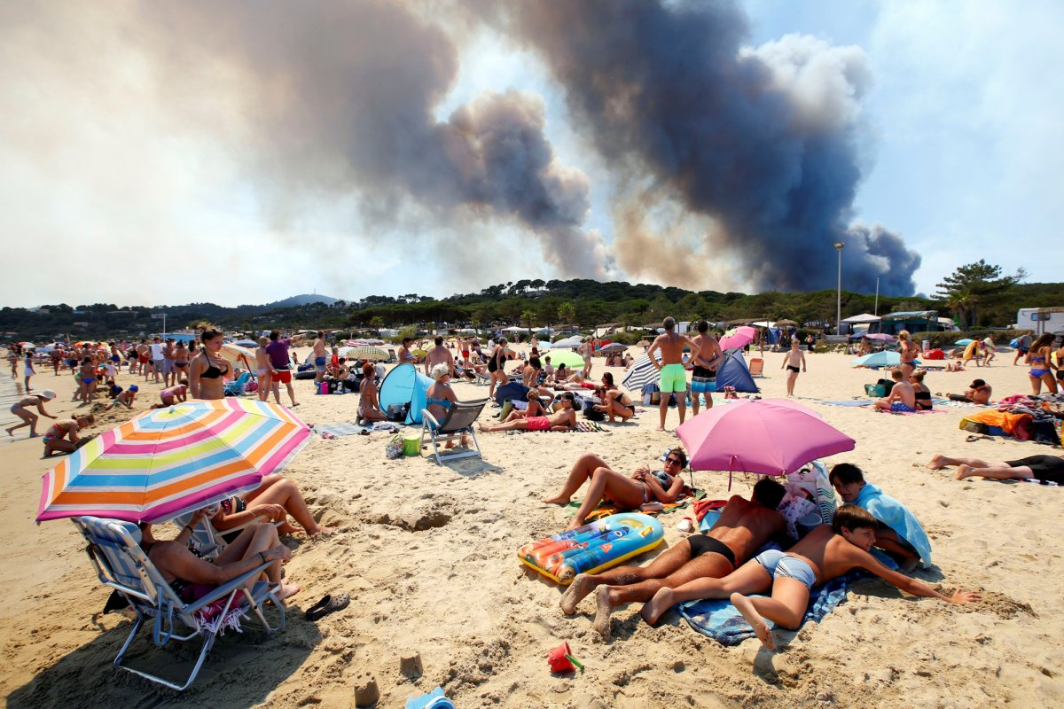 O ano em fotos impressionantes registradas pela premiada equipe de fotografia da Reuters em 2017 34