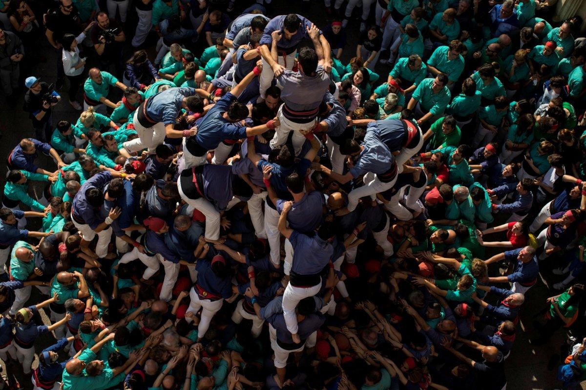 O ano em fotos impressionantes registradas pela premiada equipe de fotografia da Reuters em 2017 48