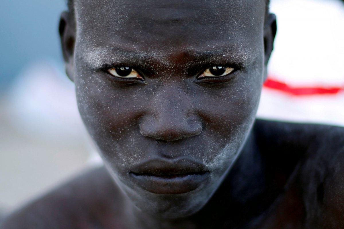 O ano em fotos impressionantes registradas pela premiada equipe de fotografia da Reuters em 2017 49