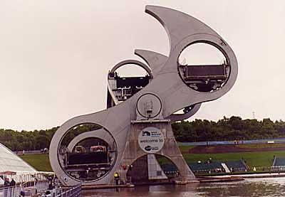 A roda de Falkirk