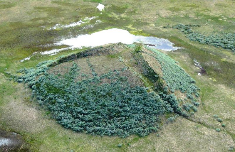 As inquietantes bolhas sob a tundra siberiana multiplicaram-se (e estão prestes a explodir)