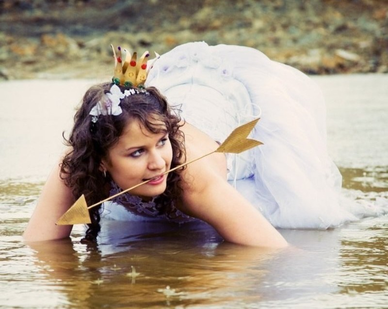 Hilariantes fotos de álbuns de casamentos russos 25