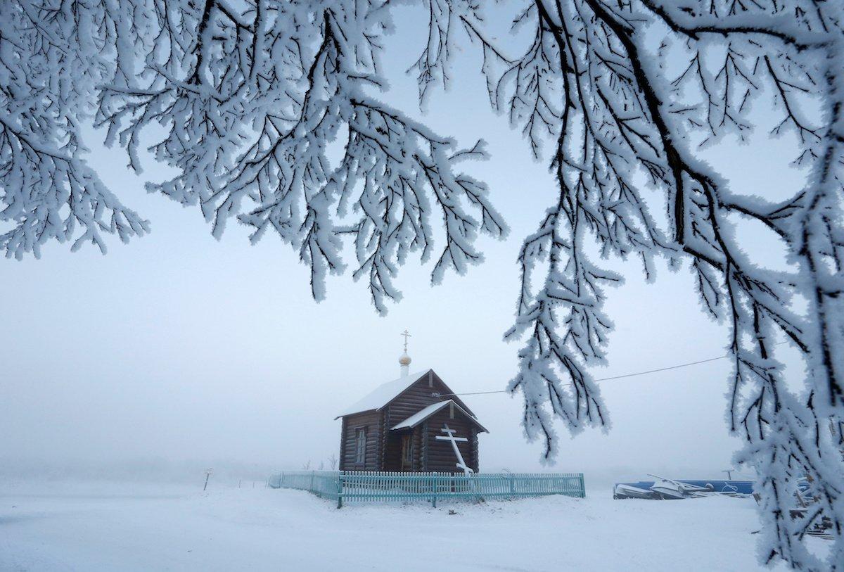 Como é trabalhar na pecuária de renas no ártico, Rússia 02