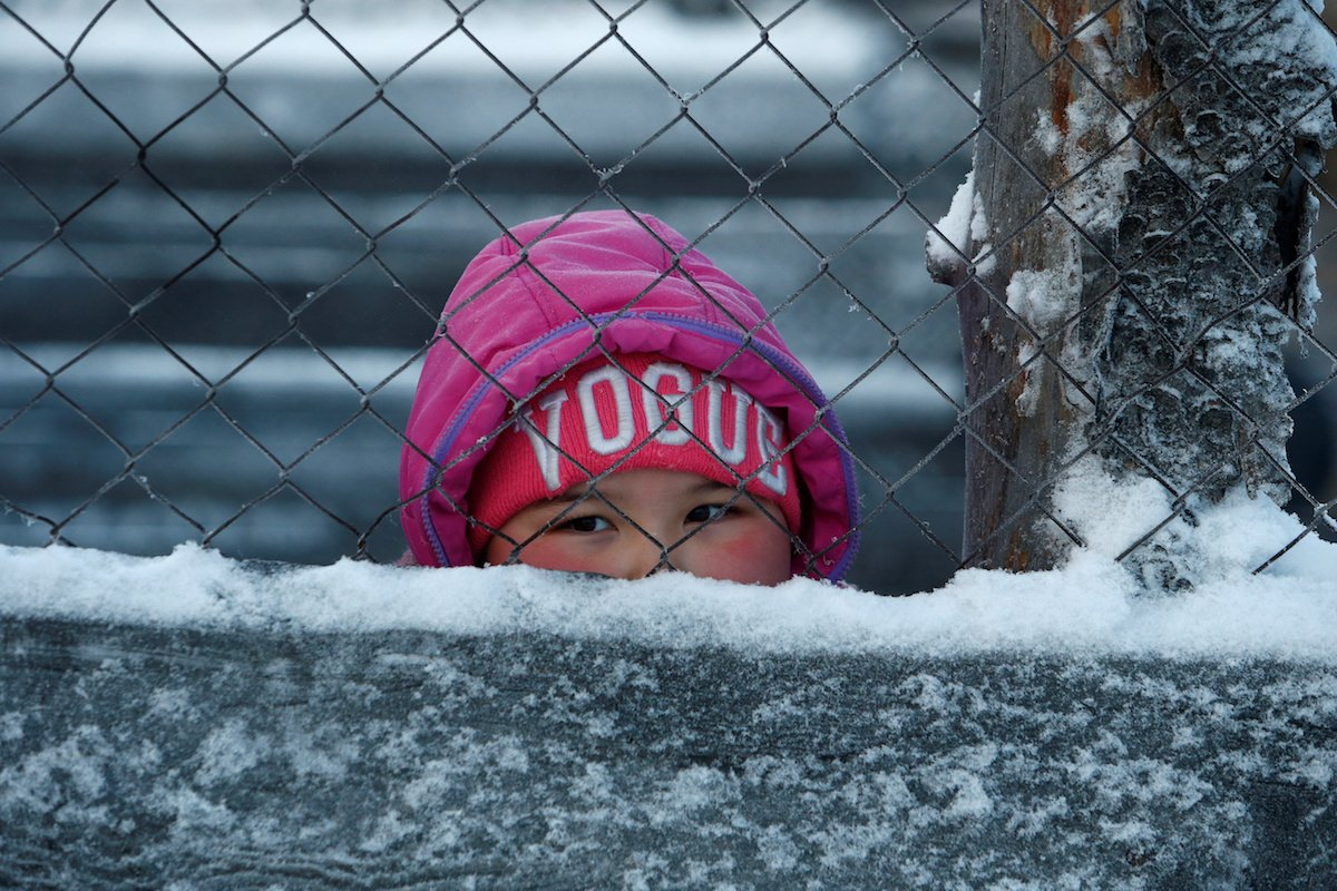 Como é trabalhar na pecuária de renas no ártico, Rússia 19