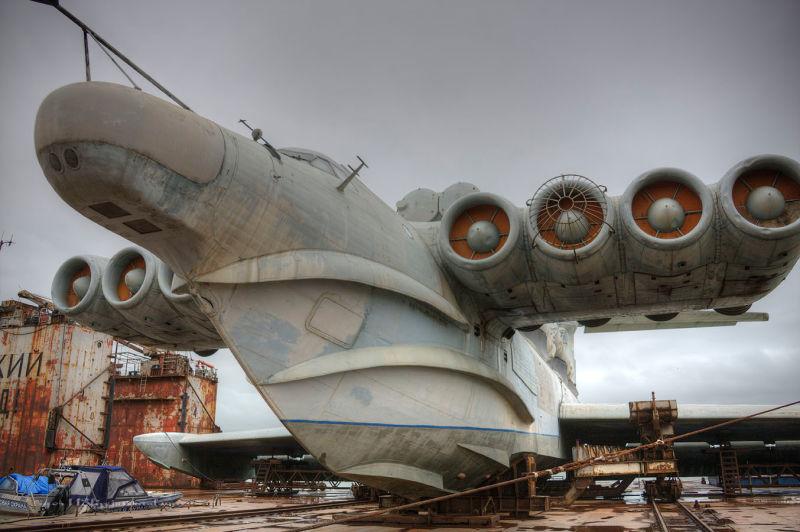 Rússia construirá um novo ekranoplano, um dos aviões mais raros do mundo, após quase 30 anos