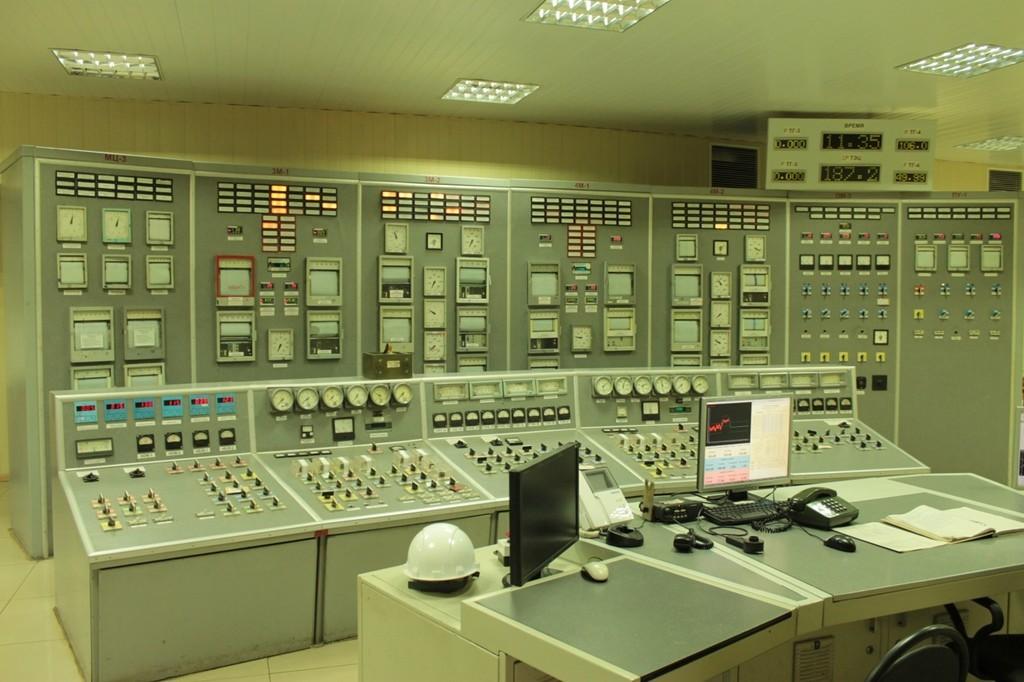 A enigmática beleza das salas de controle soviéticas 12