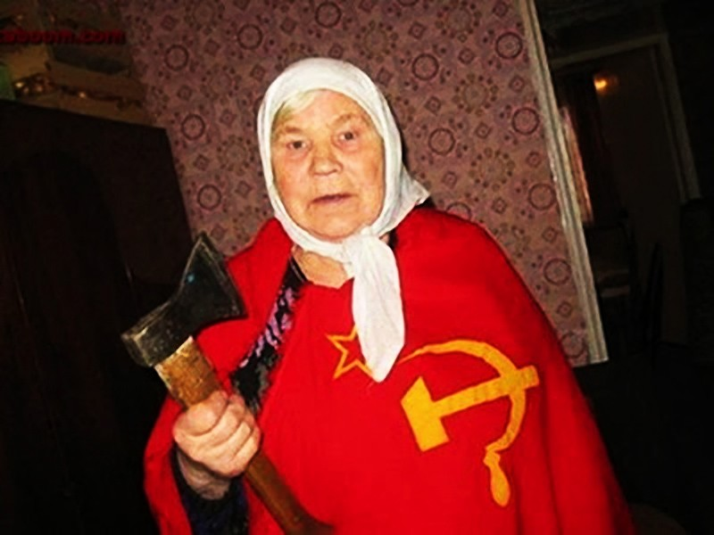 Somente na Rússia 3 72