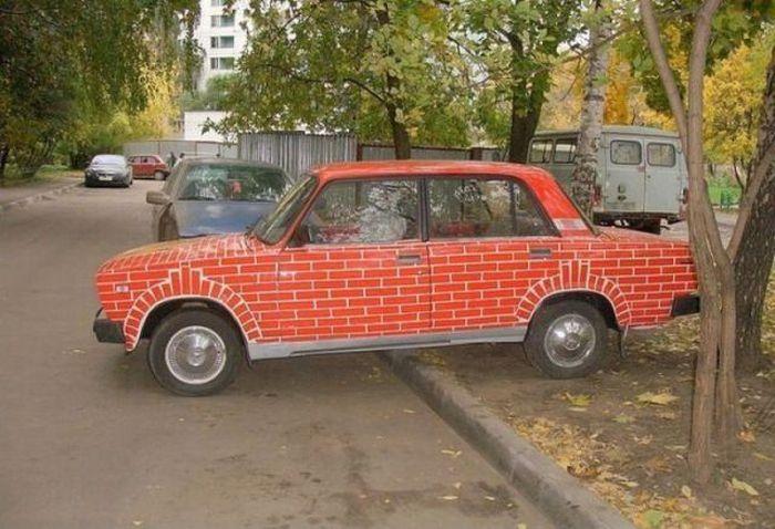 Somente na Rússia 33