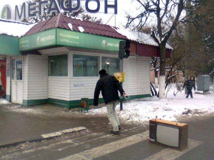 Somente na Rússia 38