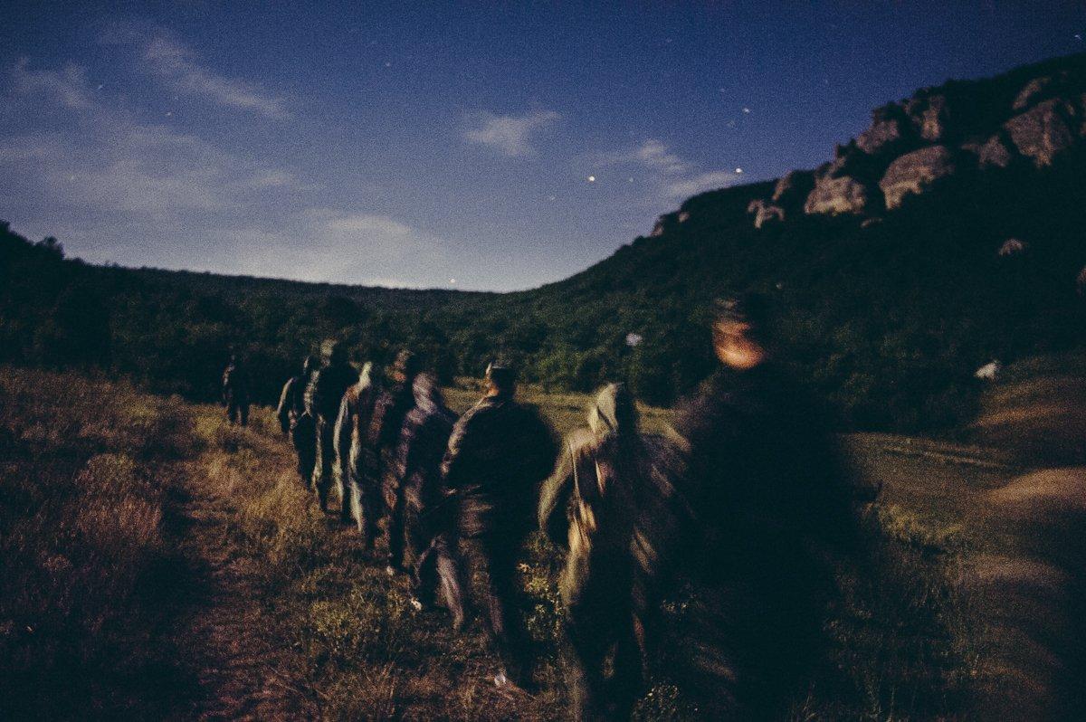 Um acampamento que treina garotos de 7 anos para serem defensores da pátria russa 08