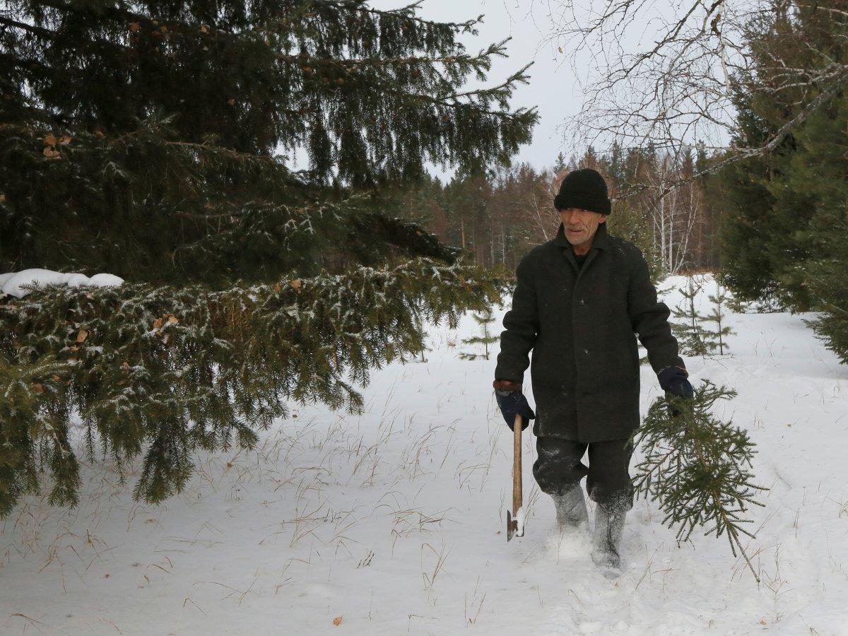 Mikhail Baburin é o último residente de Mikhailovka na Sibéria 03