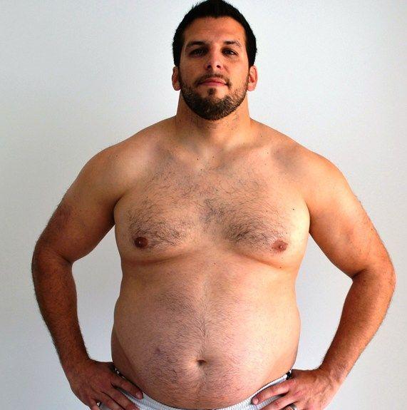 Personal Trainer volta ao peso normal após experimentar obesidade 01