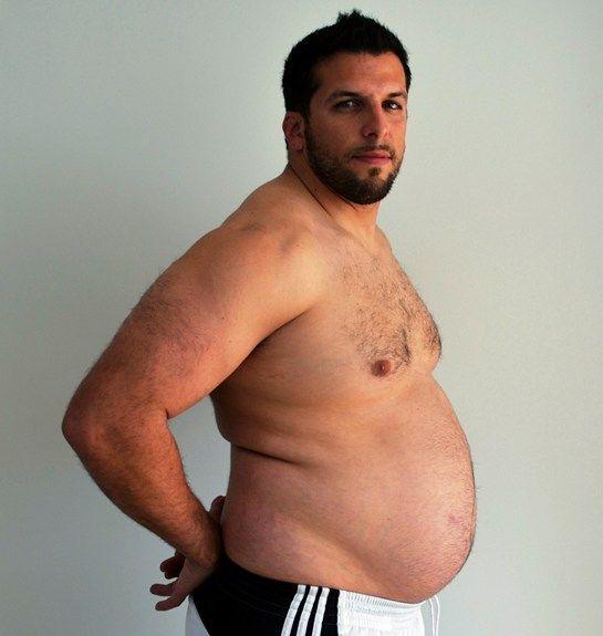 Personal Trainer volta ao peso normal após experimentar obesidade 02