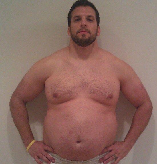 Personal Trainer volta ao peso normal após experimentar obesidade 03