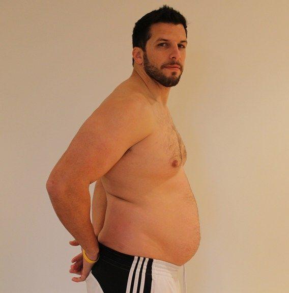Personal Trainer volta ao peso normal após experimentar obesidade 10