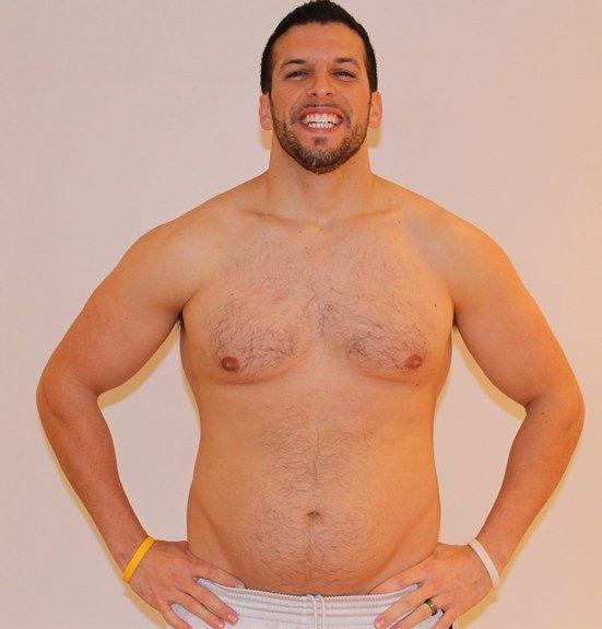 Personal Trainer volta ao peso normal após experimentar obesidade 17