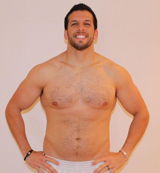 Personal Trainer volta ao peso normal após experimentar obesidade 21