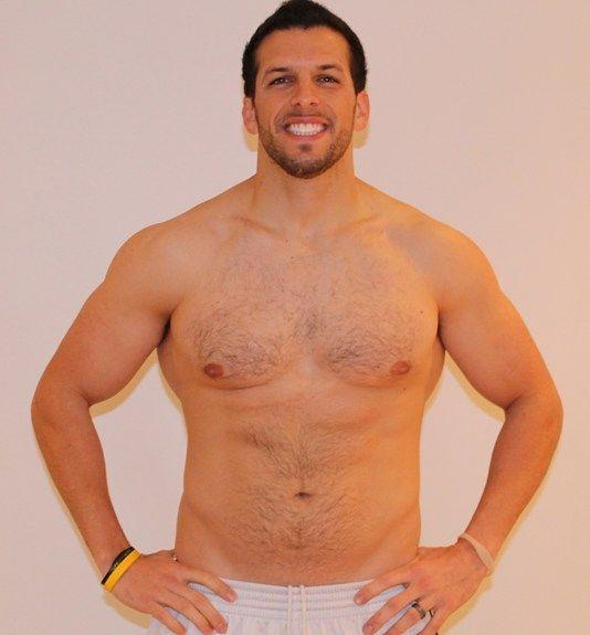 Personal Trainer volta ao peso normal após experimentar obesidade 23
