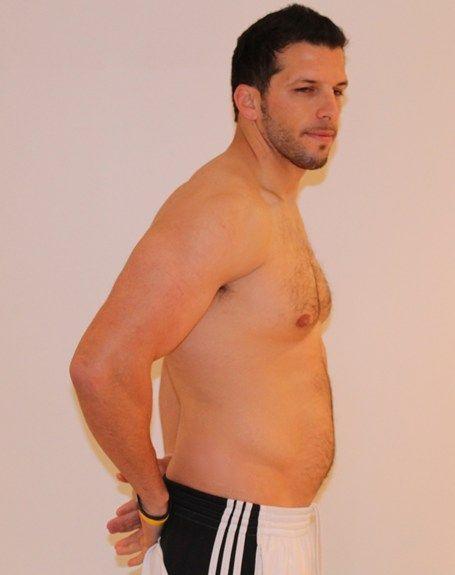 Personal Trainer volta ao peso normal após experimentar obesidade 24