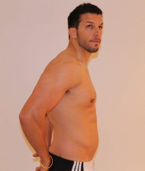 Personal Trainer volta ao peso normal após experimentar obesidade 26