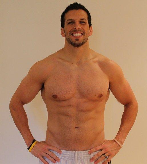 Personal Trainer volta ao peso normal após experimentar obesidade 27