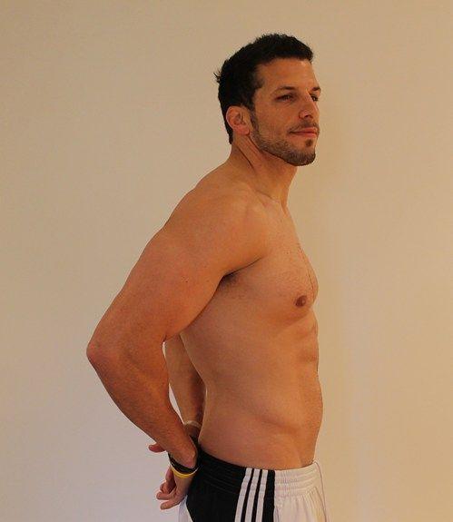 Personal Trainer volta ao peso normal após experimentar obesidade 28